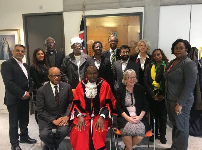 High Commissioner of Jamaica in London tours Brent's Rich Jamaican Cultural Roots 10