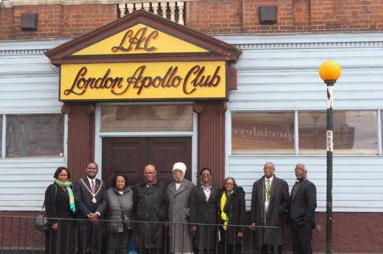 High Commissioner of Jamaica in London tours Brent's Rich Jamaican Cultural Roots 3