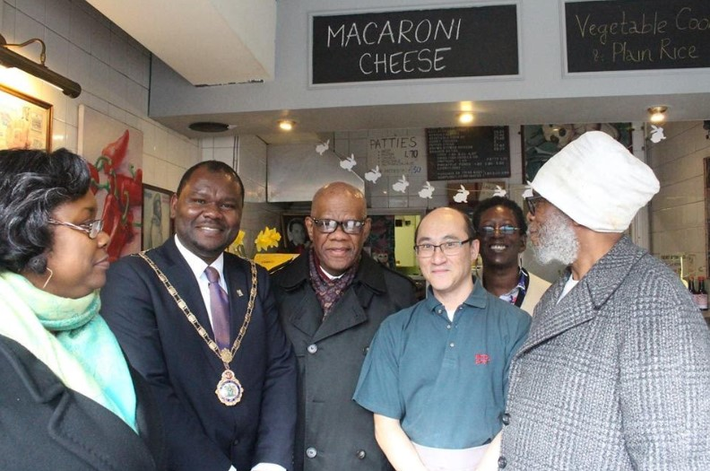 High Commissioner of Jamaica in London tours Brent's Rich Jamaican Cultural Roots 4