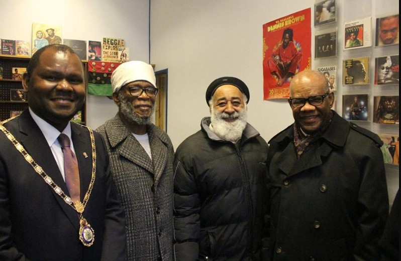 High Commissioner of Jamaica in London tours Brent's Rich Jamaican Cultural Roots 5
