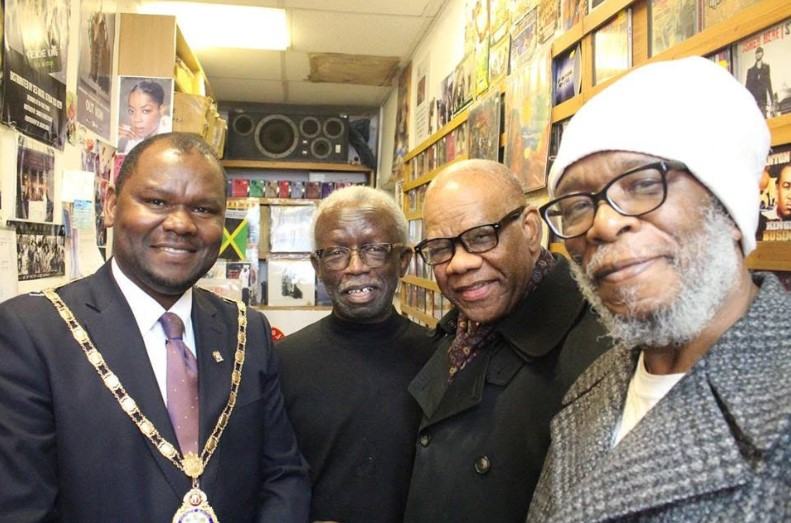 High Commissioner of Jamaica in London tours Brent's Rich Jamaican Cultural Roots 6