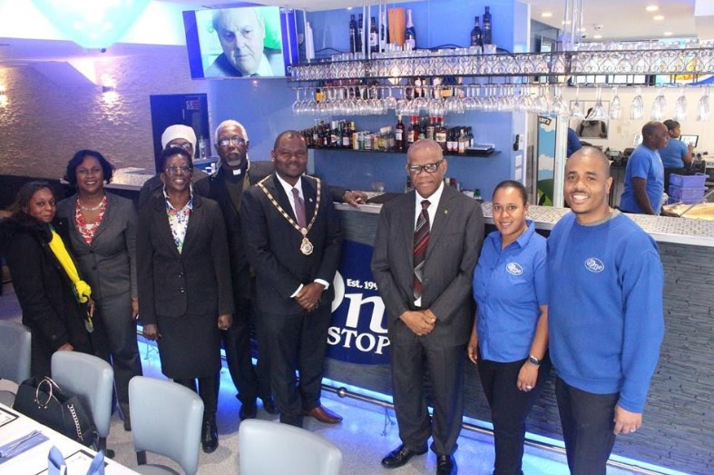 High Commissioner of Jamaica in London tours Brent's Rich Jamaican Cultural Roots 7