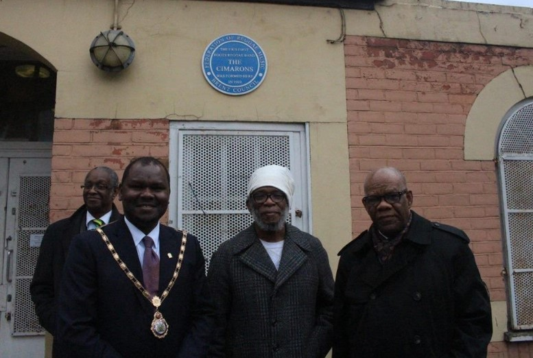 High Commissioner of Jamaica in London tours Brent's Rich Jamaican Cultural Roots 8