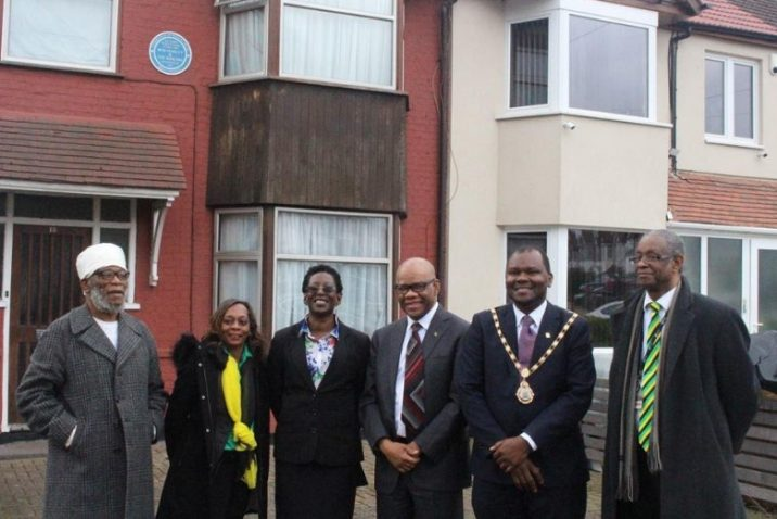 High Commissioner of Jamaica in London tours Brent's Rich Jamaican Cultural Roots 9