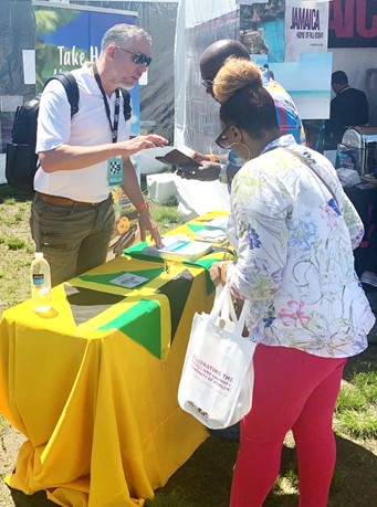 Jamaica Serves Up Local Flavors At Harlem EatUp! In NYC 2