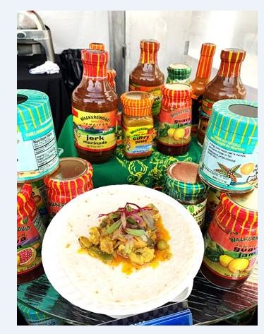 Jamaica Serves Up Local Flavors At Harlem EatUp! In NYC 4