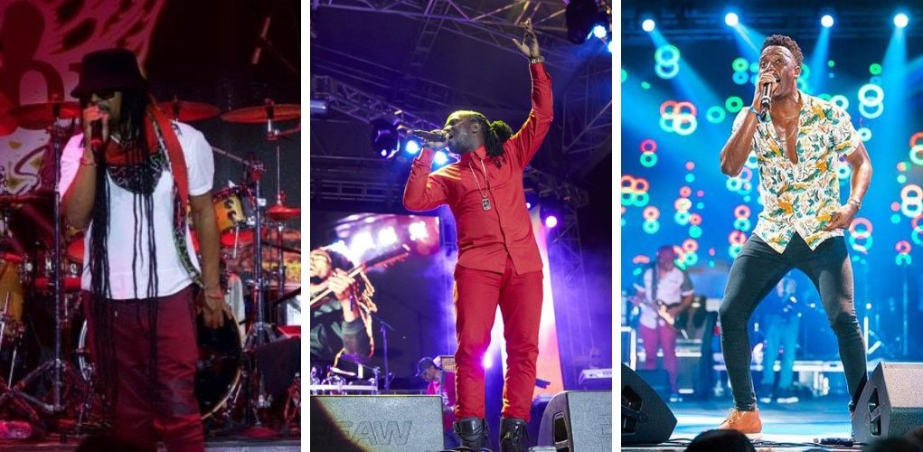 Maxi Priest, I-Octane and Romain Virgo Add Extra Spice to Memorial Day Festival !