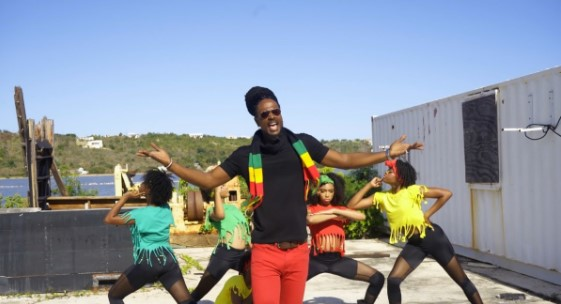 On This Historic Day for West Indies Cricket Team, Destination Reggae 'n' Dancehall Takes You to Anguilla for Omari Banks Video Premiere