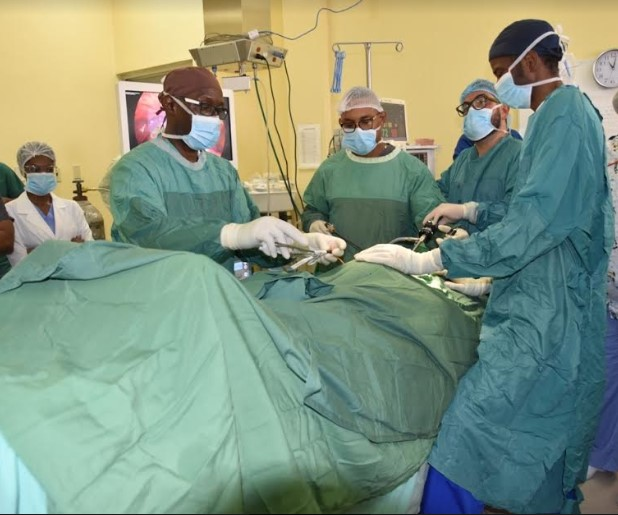 Patients Welcome Laparoscopic Surgeries- SRHA Makes Strides Using Cutting Edge Technology