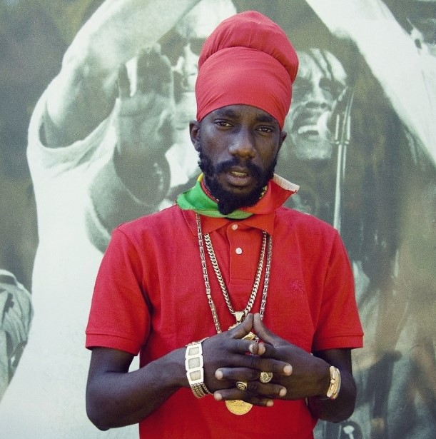 Sizzla Booked For Groovin' In The Park With Michael Bolton, Beres & Sir David Rodigan