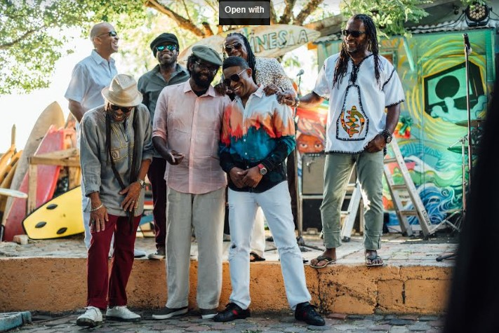Sunday, July 21, 2019 San Diego Reggae Vegan Fest with Third World,