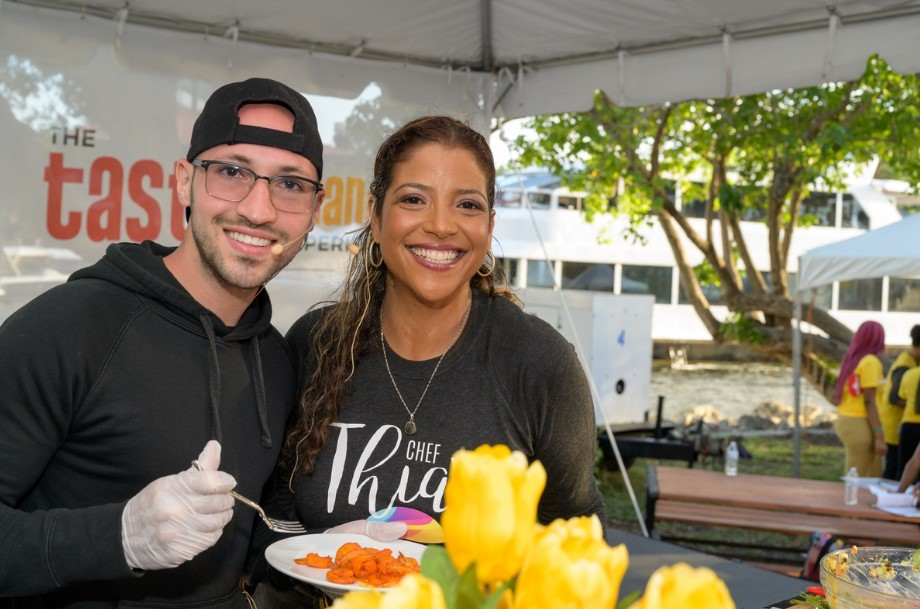 Taste the Islands Experience Wraps Phenomenal Third Year, Already Making Plans for Fourth Annual Festival 2