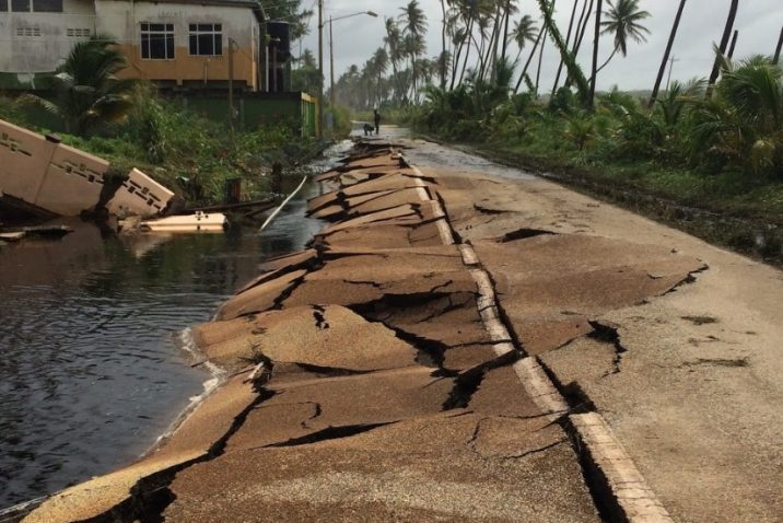 Trinidad and Tobago's Ministry of Works and Transport, Coastal Protection Unit Initiates Programme To Combat The Ravages Of Coastal Erosion And Flooding 1
