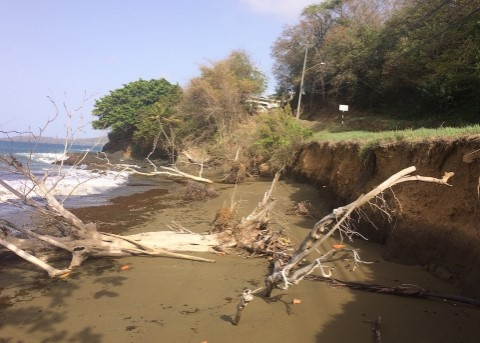 Trinidad and Tobago's Ministry of Works and Transport, Coastal Protection Unit Initiates Programme To Combat The Ravages Of Coastal Erosion And Flooding 5