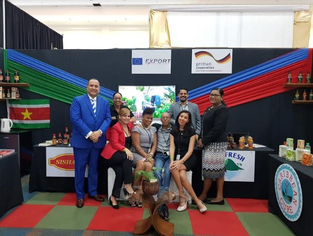 Caribbean Export Continues to Support Trade 1