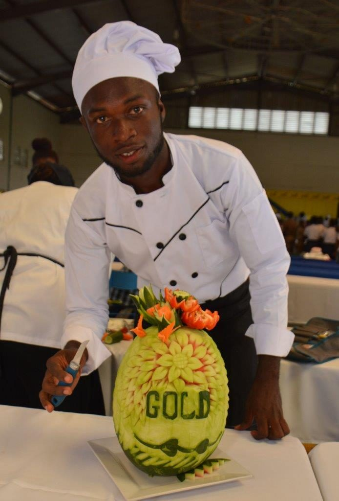 Culinary Arts Competition to Challenge Contestants 1