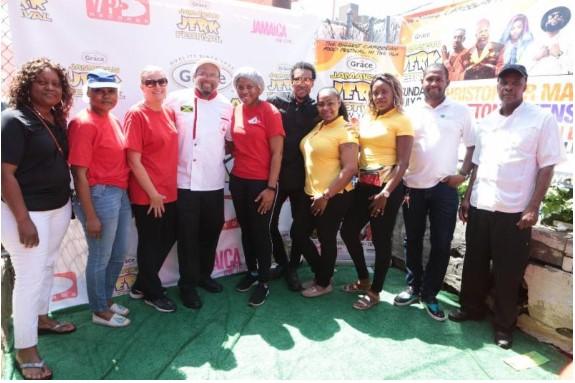 Grace Jamaican Jerk Festival Launches With Taste Of Jerk 2