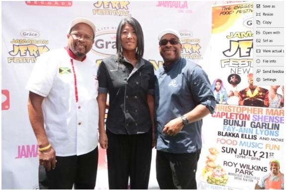 Grace Jamaican Jerk Festival Launches With Taste Of Jerk 3