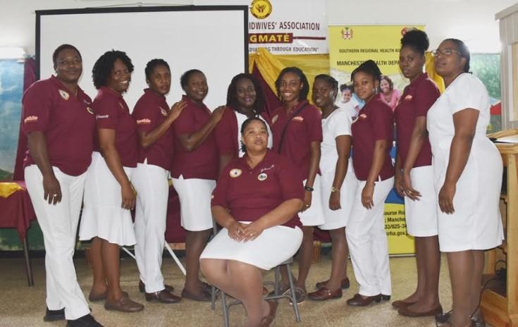 Health Fair Empowering Pregnant Women in Central Jamaica 3