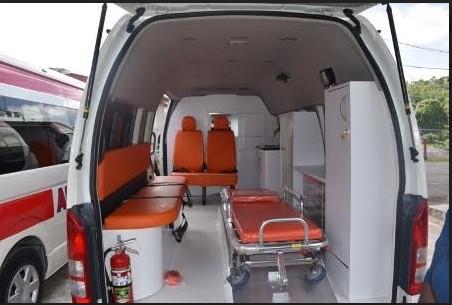 Health Minister Lauds Innovative Retrofitted Ambulances Saving Millions 1