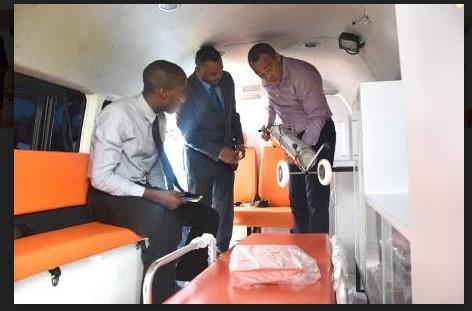 Health Minister Lauds Innovative Retrofitted Ambulances Saving Millions 2