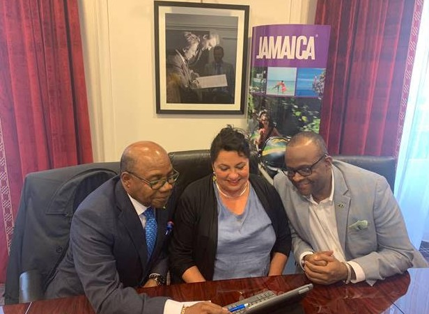 Jamaica Officials Meet With Major Tour Operators In France 3