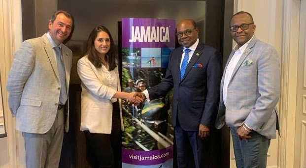 Jamaica Officials Meet With Major Tour Operators In France