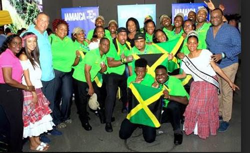 Jamaica Shines at Miami's Caribbean305 Cultural Showcase 1