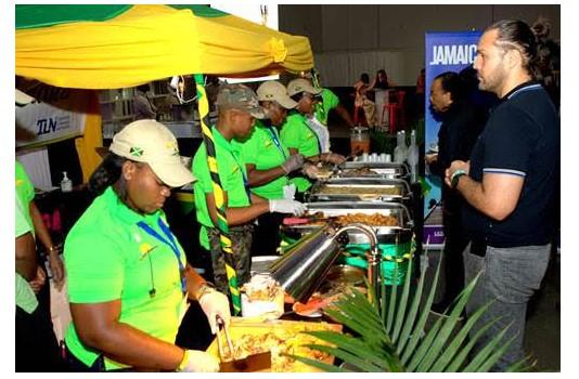 Jamaica Shines at Miami's Caribbean305 Cultural Showcase 2