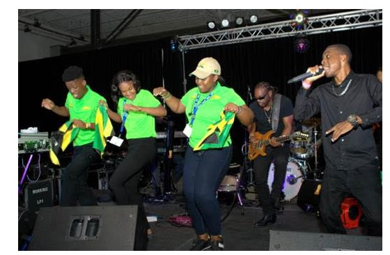 Jamaica Shines at Miami's Caribbean305 Cultural Showcase 5