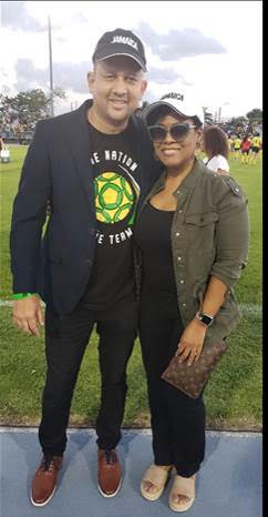 Jamaica Tourist Board Lends Support To The Reggae Girlz During Visit to Fort Lauderdale 1