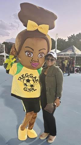 Jamaica Tourist Board Lends Support To The Reggae Girlz During Visit to Fort Lauderdale 2