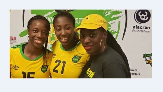 Jamaica Tourist Board Lends Support To The Reggae Girlz During Visit to Fort Lauderdale 3