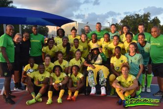 The Reggae Girlz