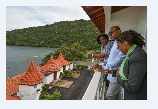 Bartlett eyeing St. Mary for Sustainable Tourism Development 2
