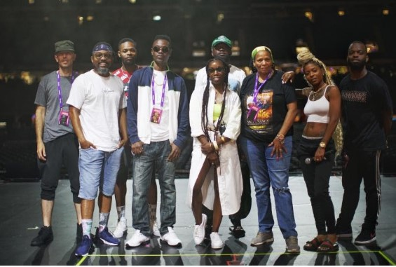 Estelle Curates Successful Evening of Afro-Beats, Reggae, Dancehall and Soca For the 2019 Essence Music Festival 1