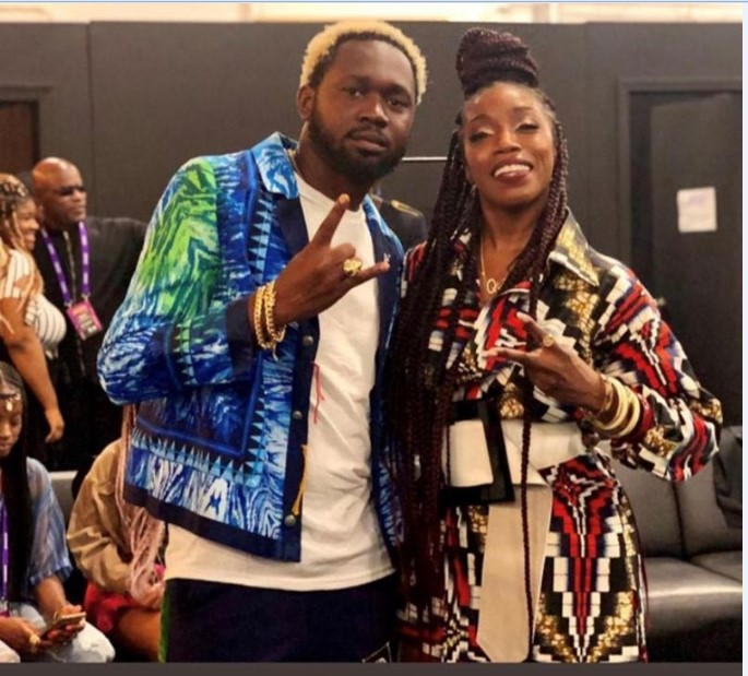 Estelle Curates Successful Evening of Afro-Beats, Reggae, Dancehall and Soca For the 2019 Essence Music Festival 4 5