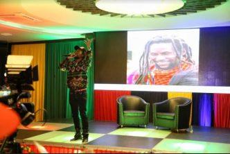 Jah Cure Helps To Keep The Streets Of Kenya Clean 11