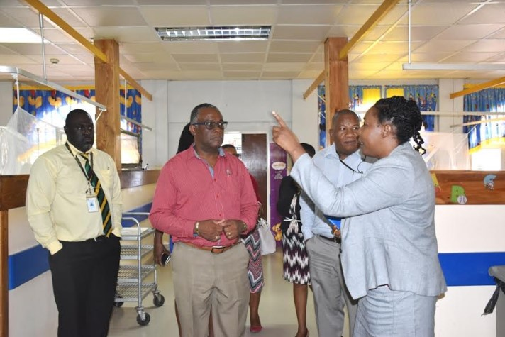 Newly Appointed Custos for Manchester Pledges Support for Health 3