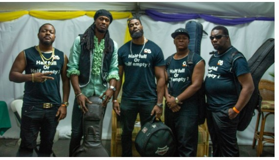 Omari Banks Mesmerized Record Breaking Crowd with Electrifying St.Kitts Music Fest Performance 7