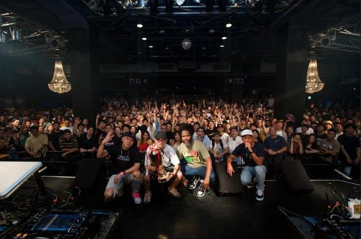Rumble Sound Clash Series Erupts in Japan and the U.S. with New Winners Rodem Cyclone and Stereo 5 1