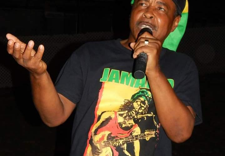 Internationally Acclaimed Award Winning Jamaican Poet Malachi Smith for Mexico