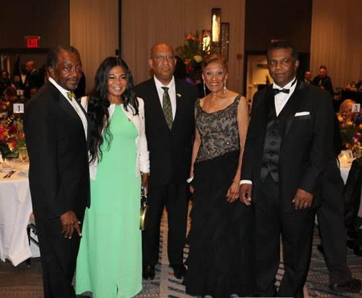 JTB Presents Award to Congresswoman Yvette Clarke at Jamaica Independence Gala 3