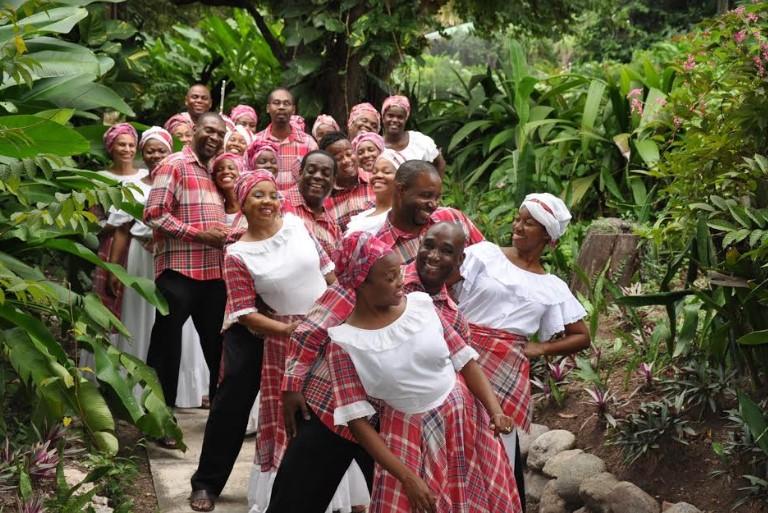 Jamaica Folk Singers for Miss Lou Full Hundred 2