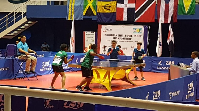 Jamaica takes 7 Bronze medals, places third in Caribbean Cadet Table Tennis Championships 2