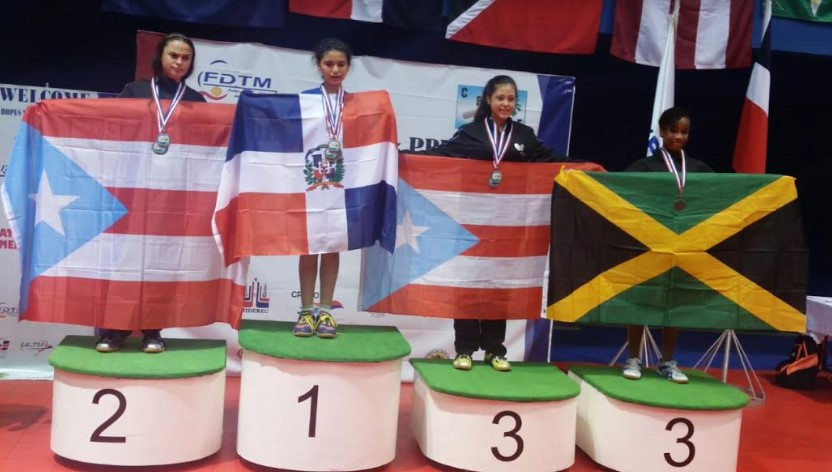 Jamaica takes 7 Bronze medals, places third in Caribbean Cadet Table Tennis Championships 7