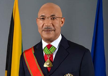 Jamaican Governor General Sir Patrick Allen