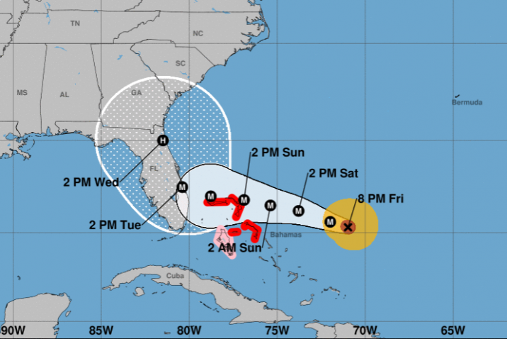 Jamaican Nationals advised to take necessary precautions in light of Hurricane Dorian
