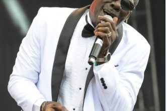 Leroy Sibbles, Marcia Aitken, Mighty Diamionds For Merritone Family Funday On Sunday 1
