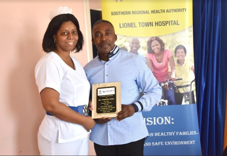 Lionel Town Hospital Receives Much-Needed Supplies Valued at US $15, 000 1